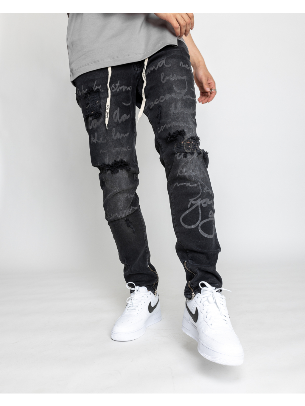 Rifle Scout - washed black
