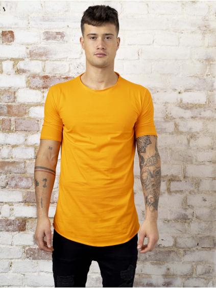 Tričko Limo - oranžové