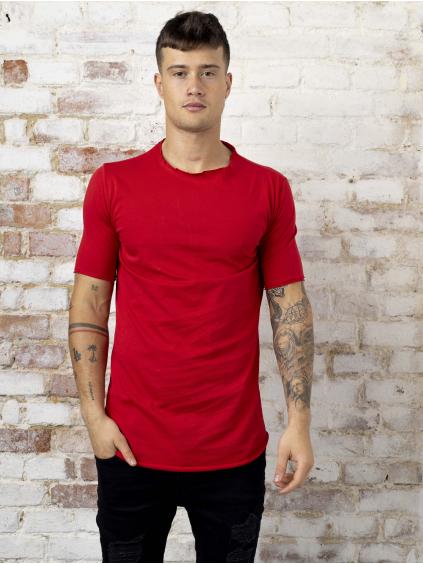 Tričko Limo - červené