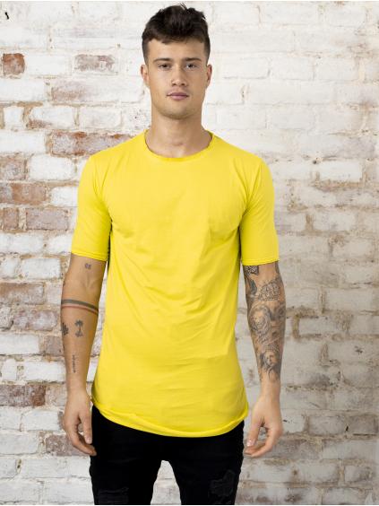 Tričko Limo - žlté