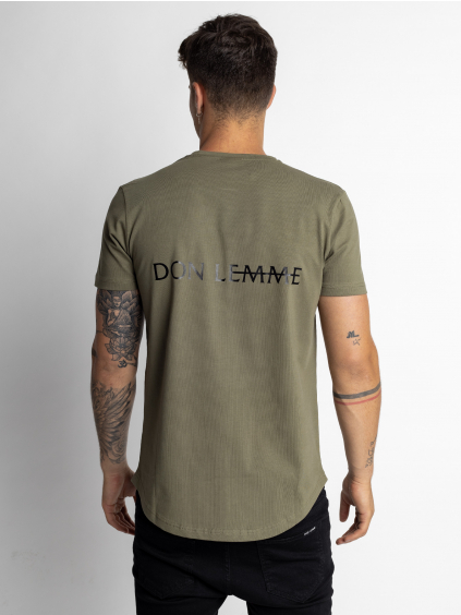 Tričko Rear - khaki