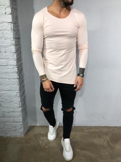 Tričko Beef - ružové