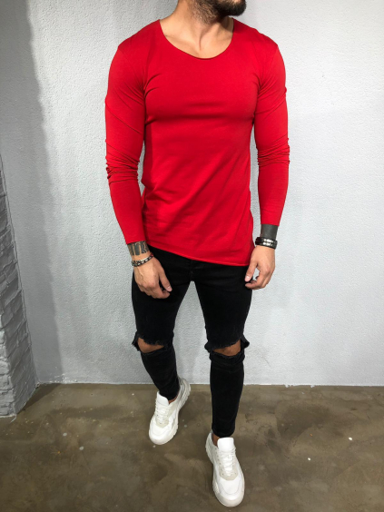 Tričko Beef - červené