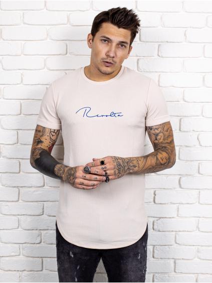 Tričko Revolta - béžové