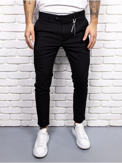 Nohavice Done - čierné