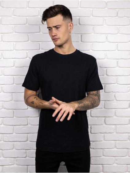 Tričko Nothing - čierné