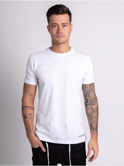 Tričko Core - bielé