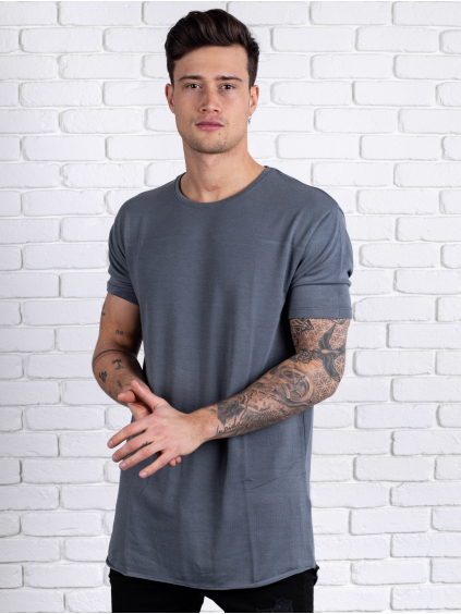 Tričko Floor - sivé