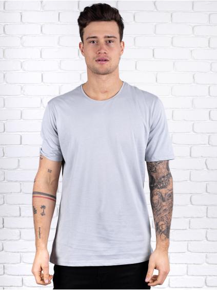 Tričko Macarena - sivé
