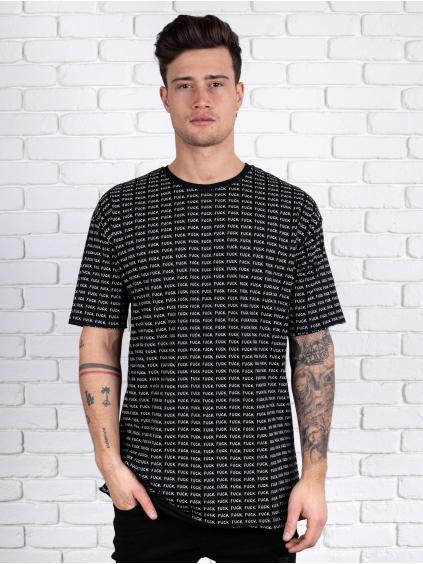 Tričko Inhaler - čierné