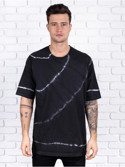 Tričko Hugo - čierné