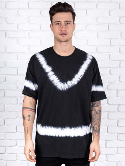 Tričko Rise - čierné