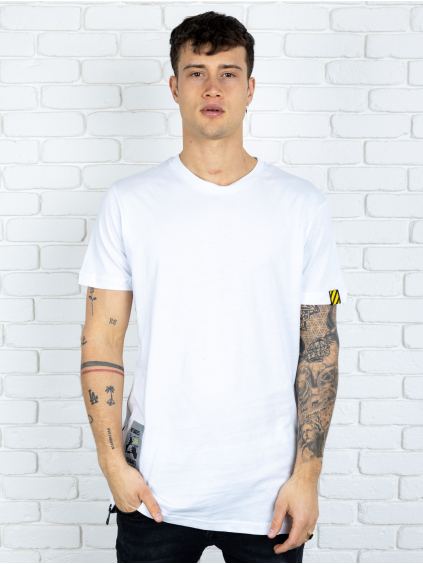 Tričko Refugees - bielé