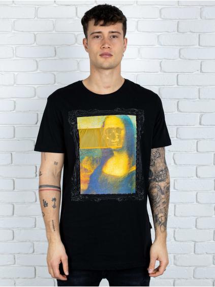Tričko Lisa - čierné