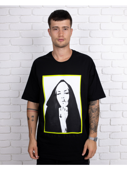 Triko Nun - čierne