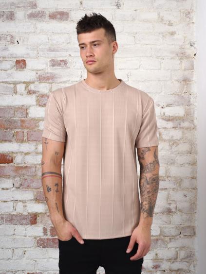 Tričko Dell - béžová