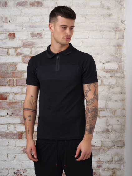 Tričko Tenis - čierne