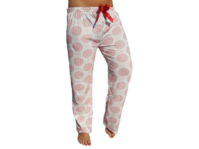 Dámské pyžamové kalhoty mandala