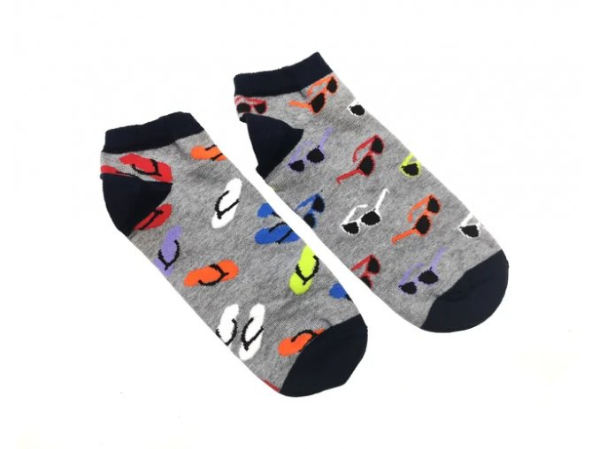 ponožky brýle