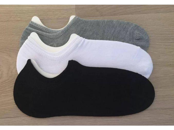 Pánské ponožky nízké 9 párů (Velikost 39-42)