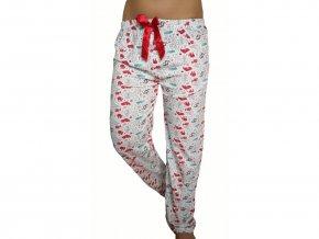 Dámské pyžamové kalhoty zvířátka