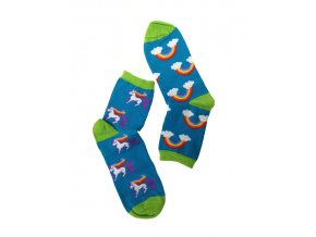 ponožky jednorožec