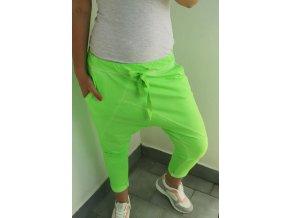 baggy neon zelené