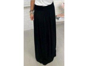 sukně černá dlouhá