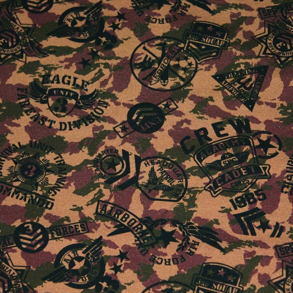 Teplákovina - army