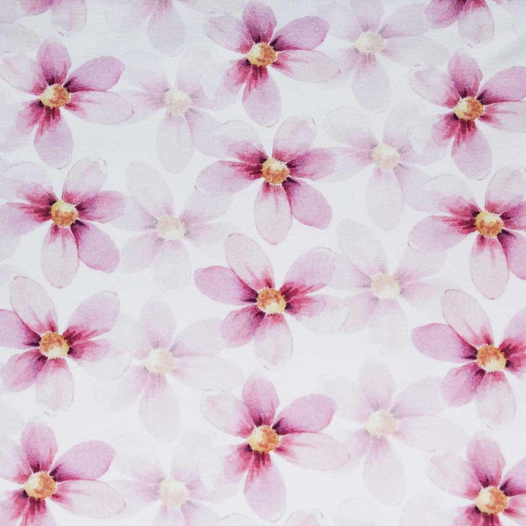 Teplákovina - květy