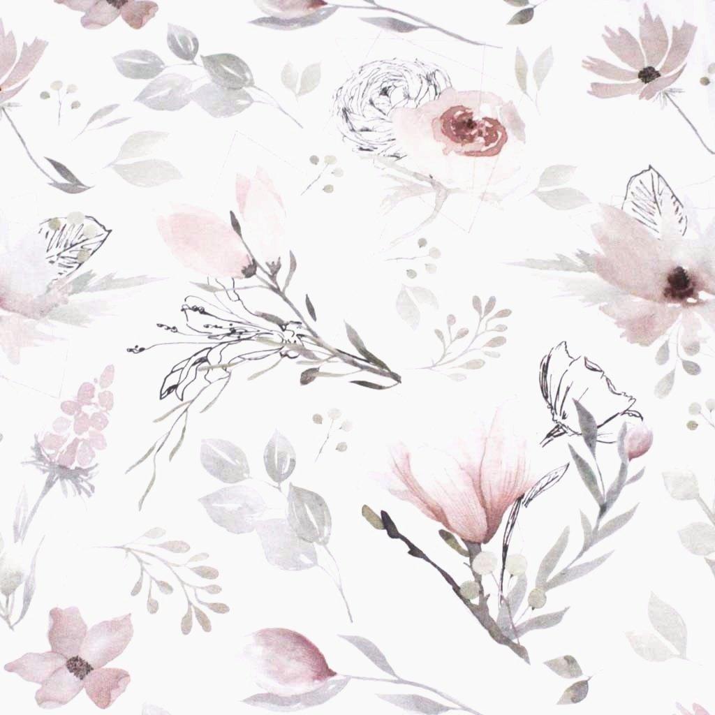 Teplákovina - kvetoucí květy
