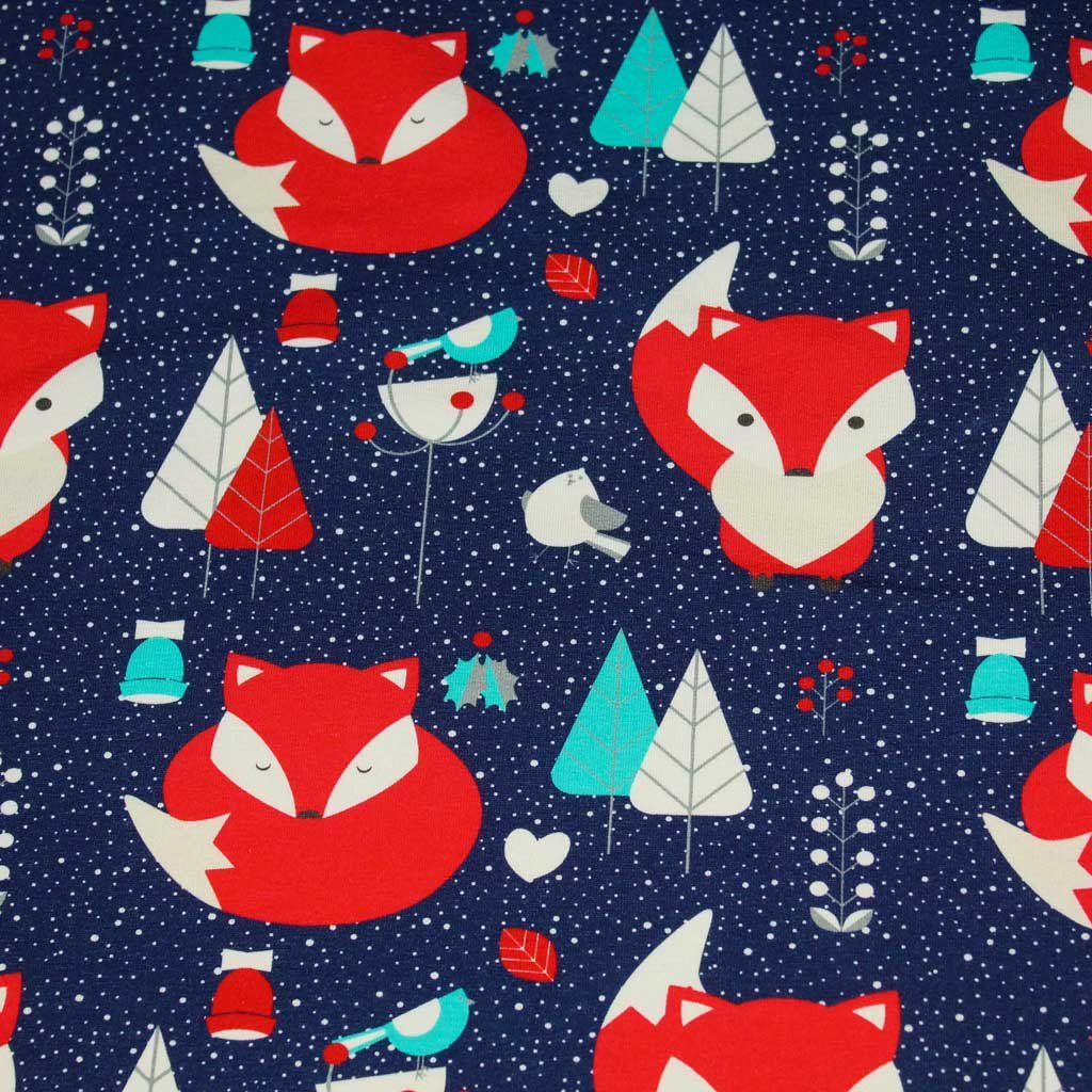 Teplákovina - lišky