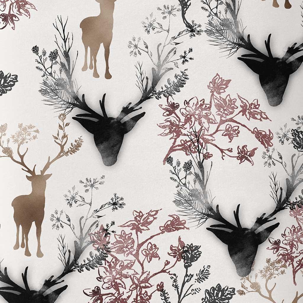 vánoční jeleni