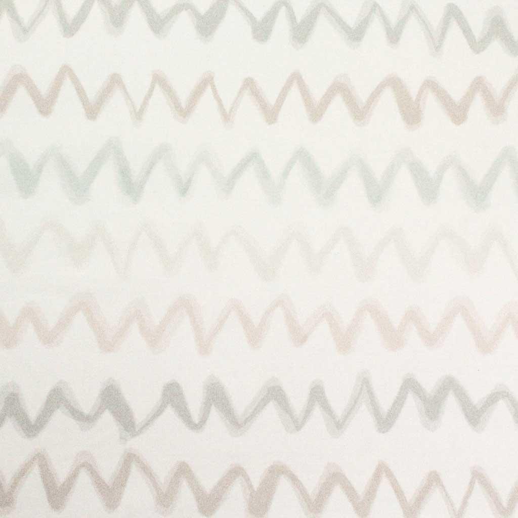 Bavlněná látka PREMIUM - vlnky