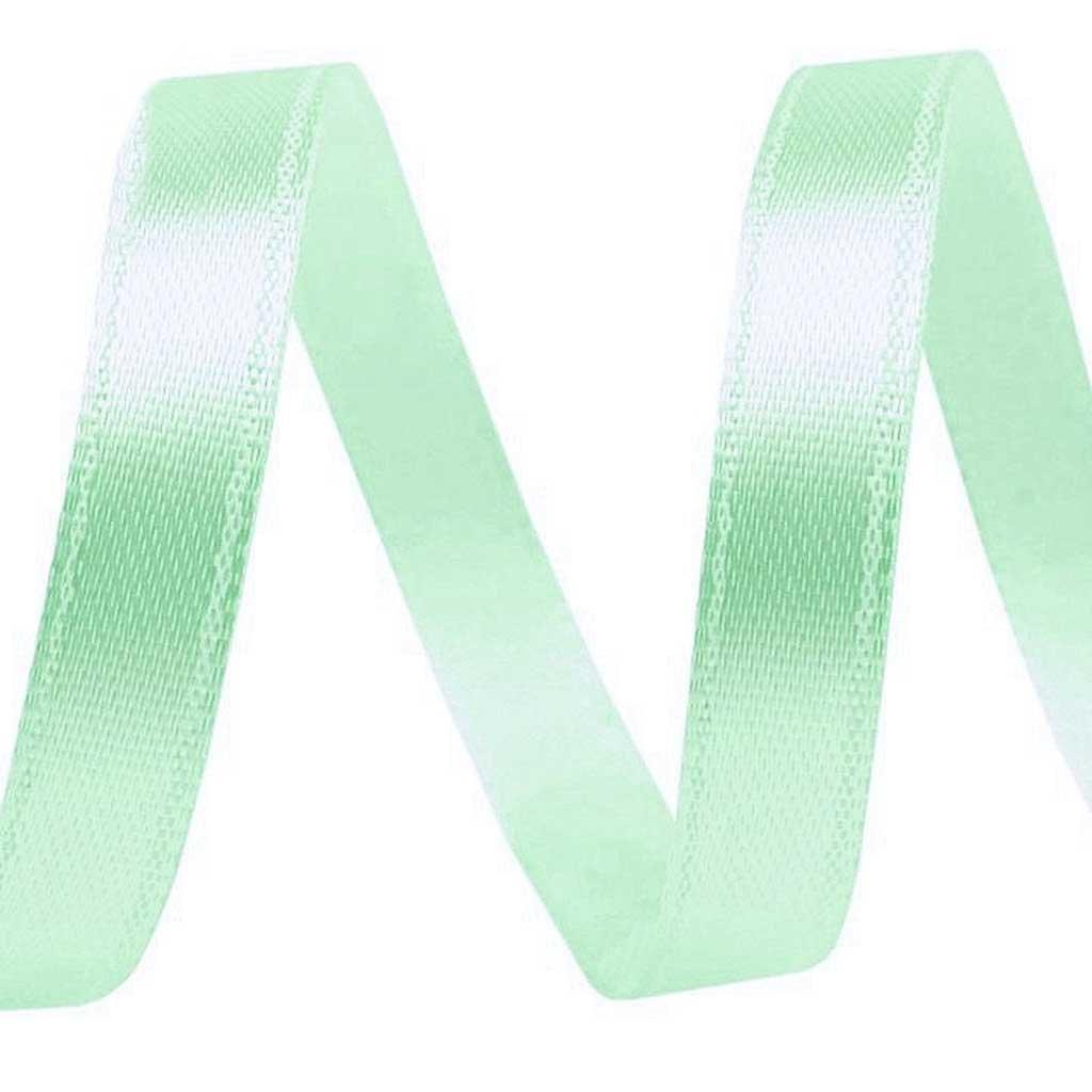 stuha světle zelená