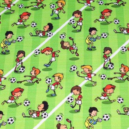 Teplákovina - fotbalisti