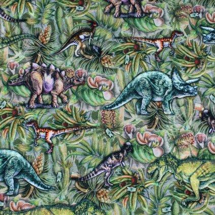 úplet dinosauři