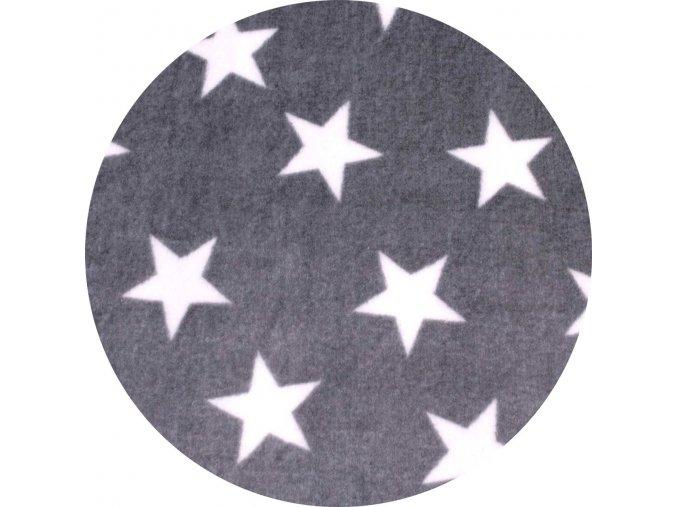 Wellsoft - šedé hvězdy a pruhy