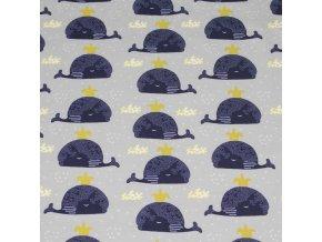teplákoviny velryby