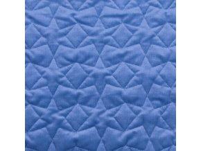 Velvet hvězdy - královská modrá