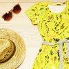 Střih - dětské šaty BASIC CLASSIC