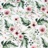 Kočárkovina - Květy na bílé