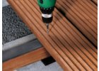 Spotřeba materiálu a montáž terasy