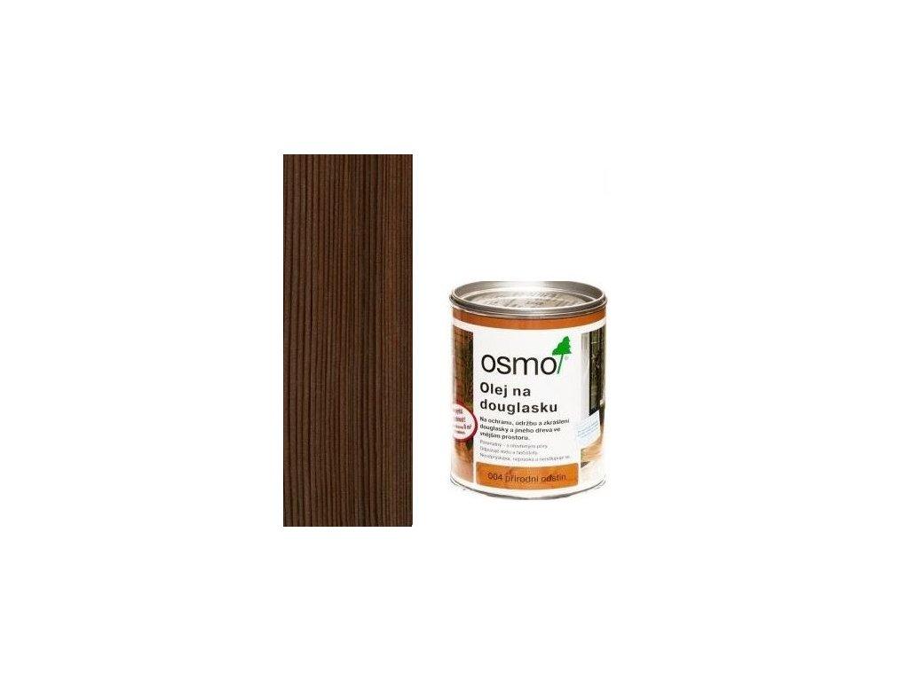 Osmo terasový olej 2,5l bangkirai olej tmavý .016
