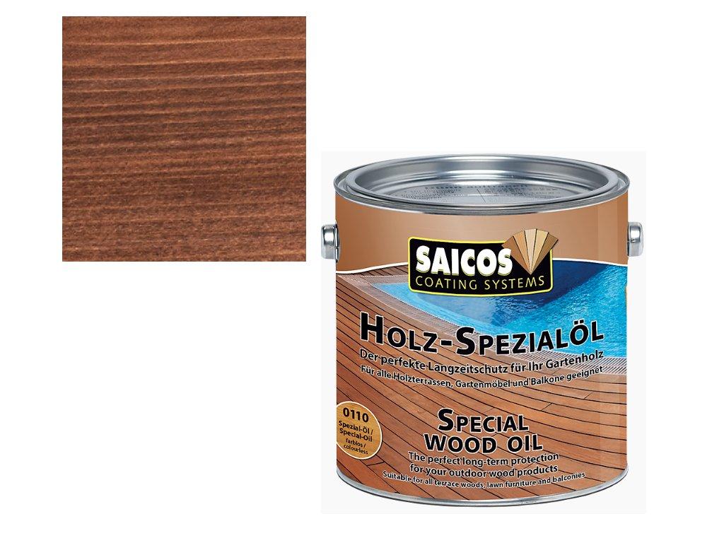 Saicos - speciální olej BANGKIRAI 2,5 L - 0113