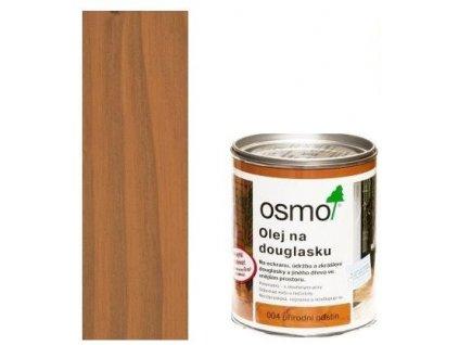 Osmo terasový olej 0,75l douglasie .004