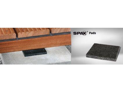 gumove podlozky terasy