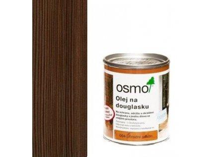 Osmo terasový olej 0,75l bangkirai olej tmavý .016