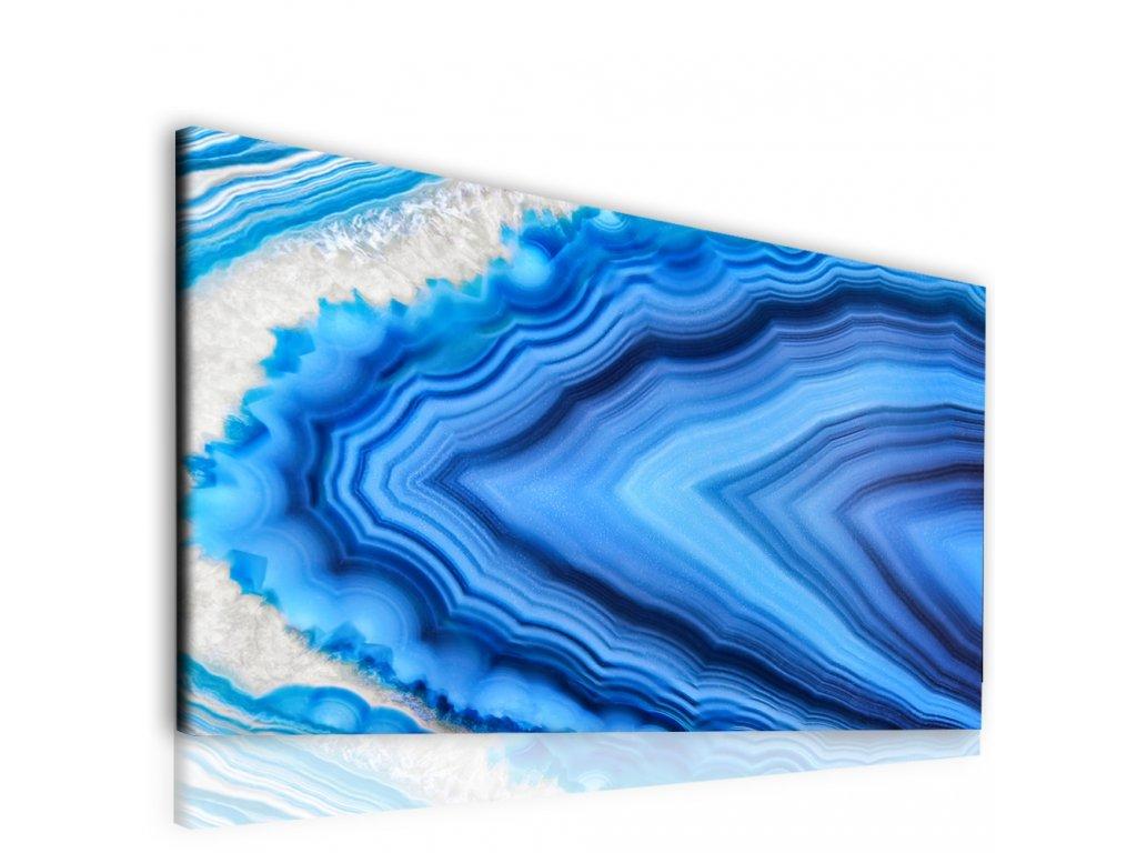 Blankytný achát (Velikost (šířka x výška) 120x80 cm)
