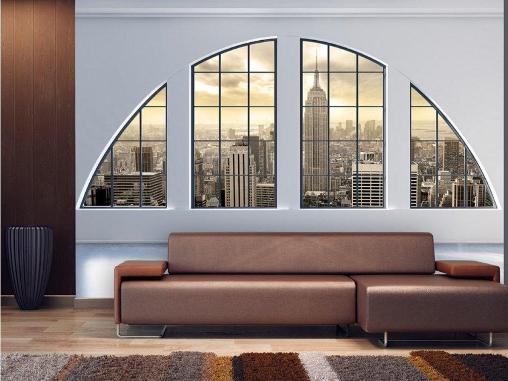 Fototapeta Empire State Building (Rozměry (š x v) a Typ 147x105 cm - samolepící)